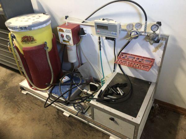 Fire extinguisher recharging business equipment for Sale in Tinley Park, IL  - OfferUp