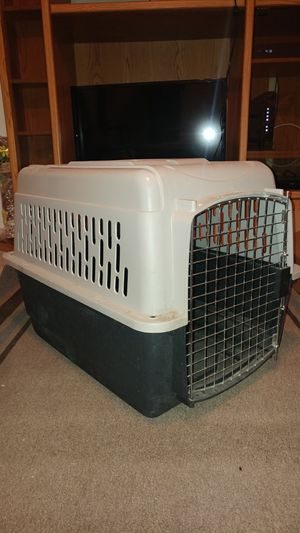 Dog kennel&dog house w/ bed for Sale in Erda, UT