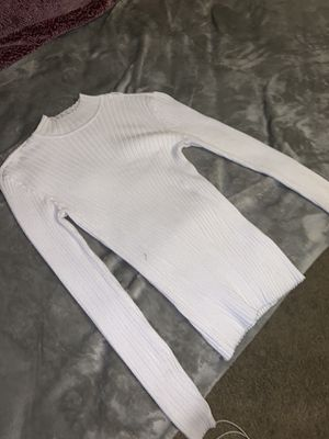 white turtle neck for Sale in Dallas, TX