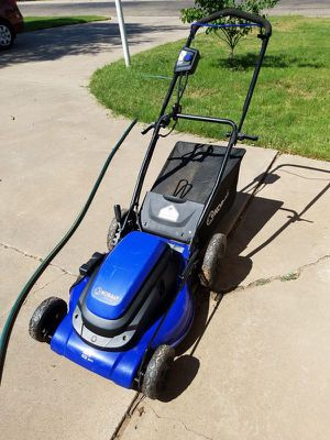 Kobalt electric lawn mower for Sale in Las Vegas, NV