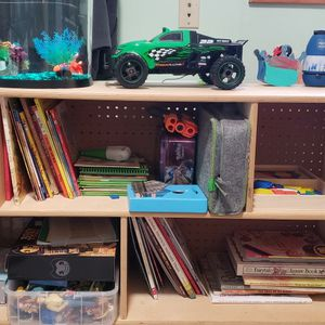 Toy/bookcase Storage Organizer for Sale in Northborough, MA