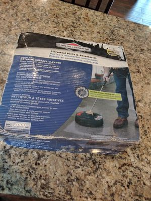 Pressure washer floor cleaner attachment for Sale in Lake Elsinore, CA