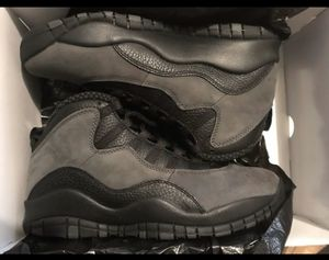 Jordan 10 shadow size 9 for Sale in The Bronx, NY