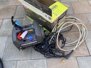 Ryobi 1600 PSI Pressure Washer for Sale in El Cajon, CA
