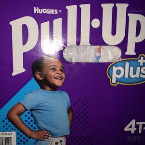 Huggies Pull Ups for Sale in Garden Grove, CA