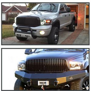 2006 Dodge Ram 2500 Grill And Headlights for Sale in Olmsted Falls, OH