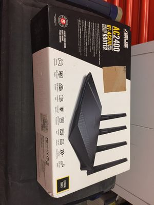 ASUS AC2400 Router for Sale in Pasadena, CA