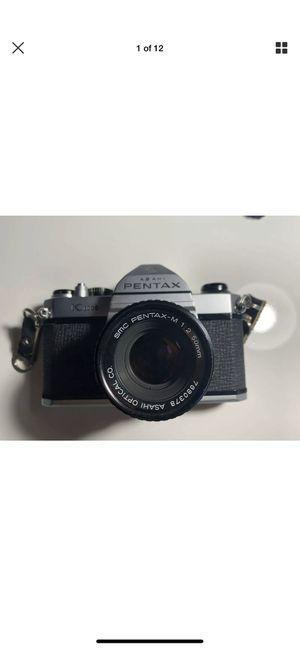 Pentax k1000 35mm film camera for Sale in San Jose, CA