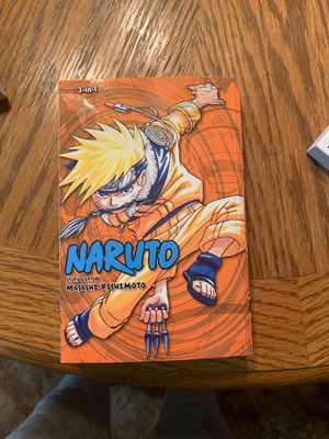 Naruto manga for Sale in Steubenville, OH
