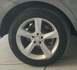 """Mercedes Benz OEM 19"""" Rims for GLE350 for Sale in Chicago, IL"""