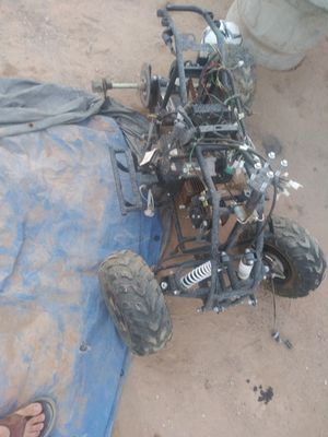 Parts bike motor works110cc for Sale in Peoria, AZ