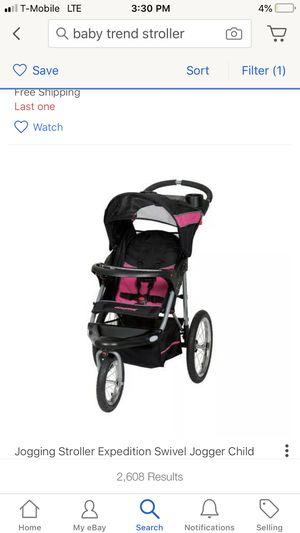 Jogging stroller for Sale in DeSoto, TX