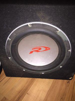 Alpine dual voice coil 12 in box for Sale in Fulton, MS