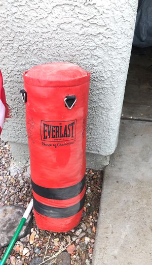 Punching bag for Sale in Henderson, NV