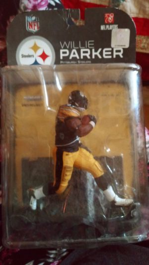 Willie Parker 2007 un opened toy for Sale in Wichita, KS