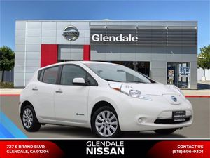2017 Nissan LEAF for Sale in Glendale, CA