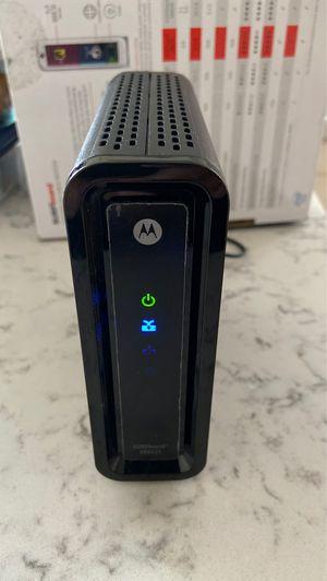 Motorola Cable Modem SB6121 for Sale in Beaverton, OR