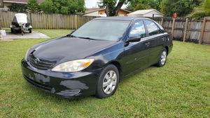 2004 Toyota Camry Le for Sale in Hialeah, FL