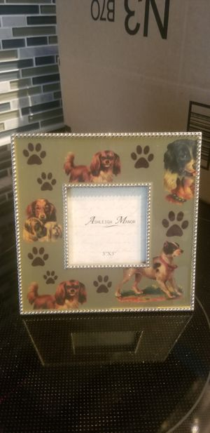 Picture frame Aslegh Manor Dogs for Sale in Chevy Chase, MD