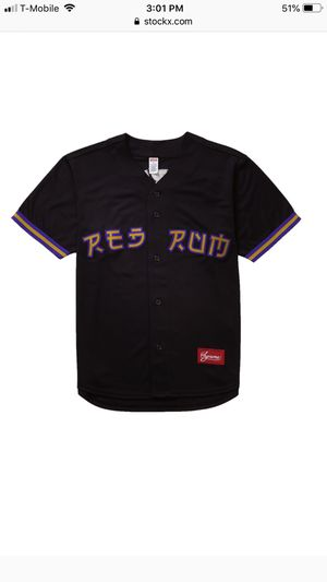 Red Rum Jersey Supreme (NEW) for Sale in Henderson, NV