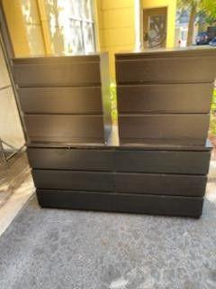 King/Queen Headboard & Dressers for Sale in Fort Lauderdale, FL