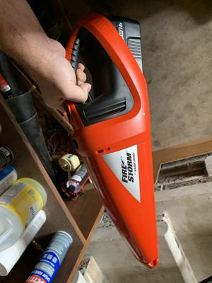 Black and decker vacuum cleaner for Sale in South Amherst, OH