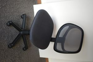 Office chair gray for Sale in Dallas, TX