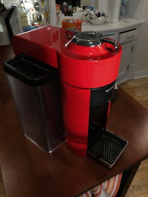 Nespresso Vertuo Coffee and Espresso Machine for Sale in Chicago, IL