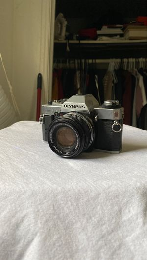 Vintage OMg Olympus Camera for Sale in Stockton, CA