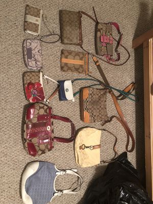 Coach Bags & Wallet for Sale in Baltimore, MD