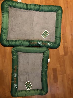 Dogs Crate pads medium and Large for Sale in Chicago, IL