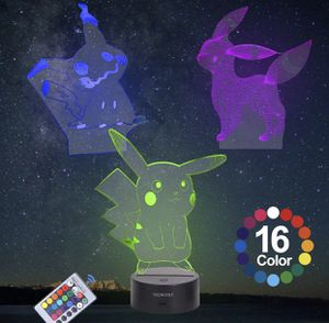 3D night light for kids for Sale in Fort Worth, TX