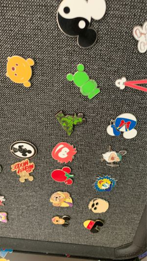Disney collectables pins for sale 20 for $35 Disneyland for Sale in Chula Vista, CA