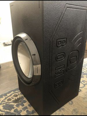 T1 15 inch sub for Sale in Carthage, TX