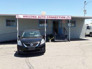 2013 Nissan Versa SV-Arizona Auto Connection for Sale in Tucson, AZ