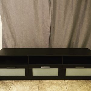 "TV unit, black70 7/8x16 1/8x20 7/8 "" for Sale in Las Vegas, NV"