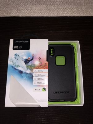 Brand New Lifeproof case for iPhone X or XS for Sale in Lakeland, FL