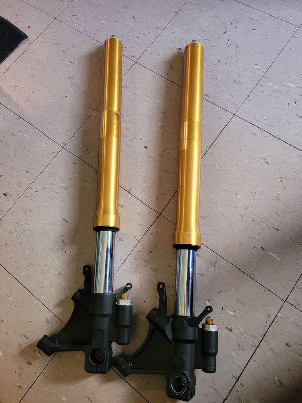 Yamaha R6 2008 To 2018 Forks