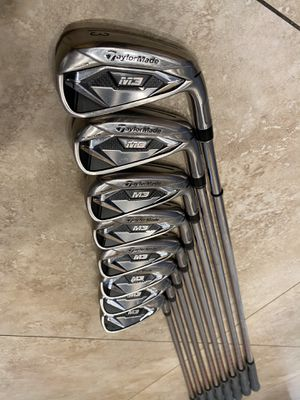 Taylormade M3 3-PW Golf Irons for Sale in Garden Grove, CA