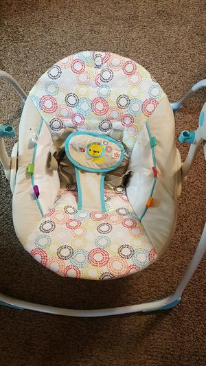 Baby swing for Sale in Texas City, TX