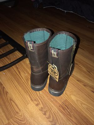 Georgia men's water proof work boots for Sale in Goodlettsville, TN