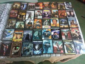 DVD movies different titles for Sale in Holland, MI