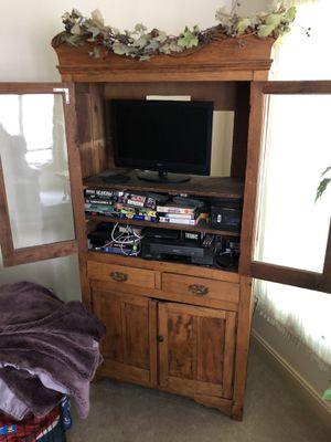 Tv cabinet for Sale in Geneva, IL