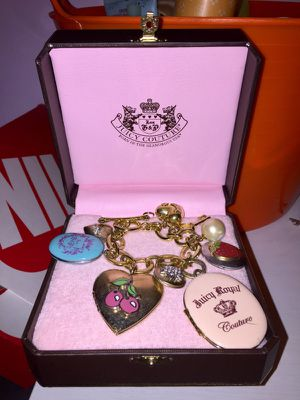 Juicy Couture charm bracelet for Sale in Silver Spring, MD