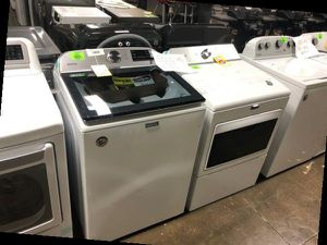 Brand New Maytag Top Load Washer/Dryer Set 8J for Sale in Dallas, TX