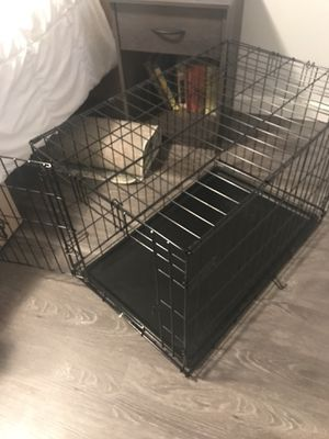 Dog Crate for Medium Dogs! for Sale in Brookline, MA