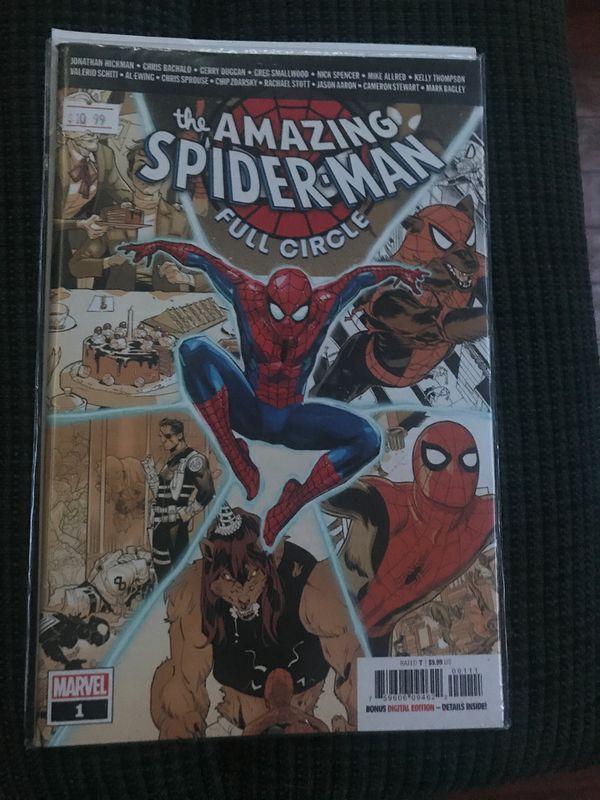 The Amazing Spider-Man: Full Circle