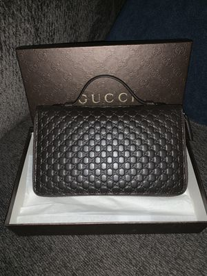 Gucci wallet xl guccisima travel case for Sale in Modesto, CA