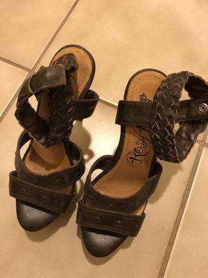 Women leather high heels for Sale in Hayward, CA