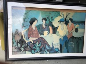 Art framed picture for Sale in Orange, CA